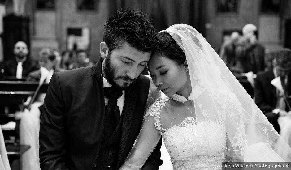 Il matrimonio di Christian e Huong a Brescia, Brescia