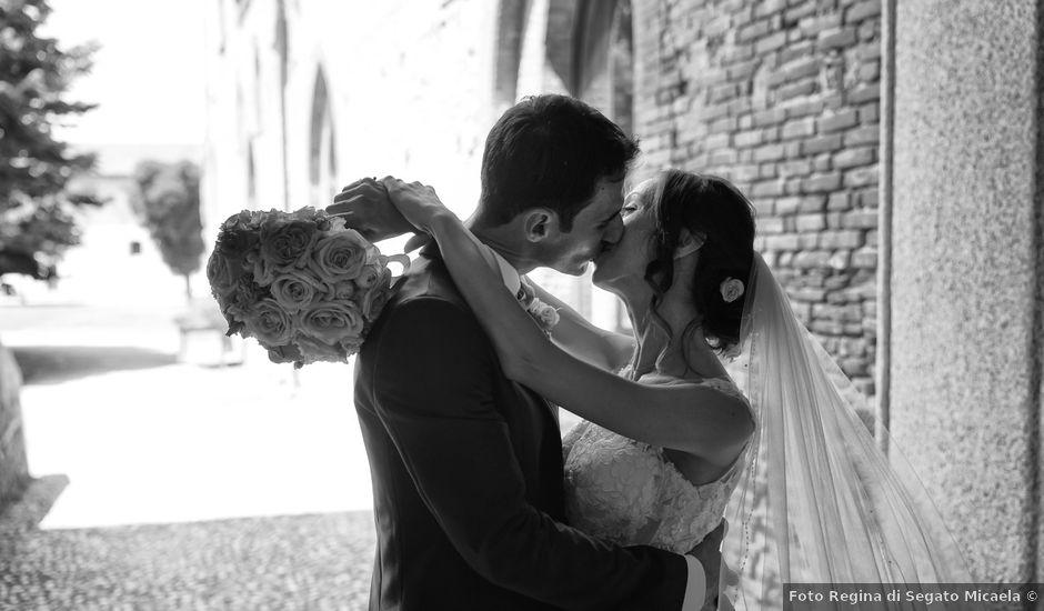 Il matrimonio di Tindaro e Elena a Vigevano, Pavia
