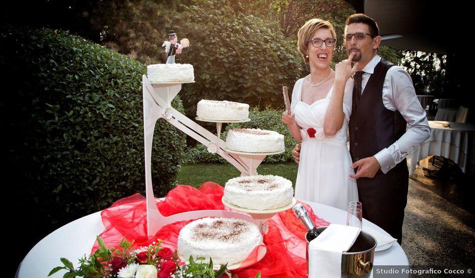 Il matrimonio di Alan e Nadia a Barzanò, Lecco