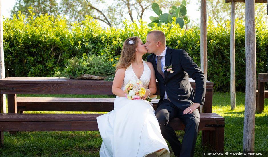Il matrimonio di Sebastian e Stefanie a Livorno, Livorno