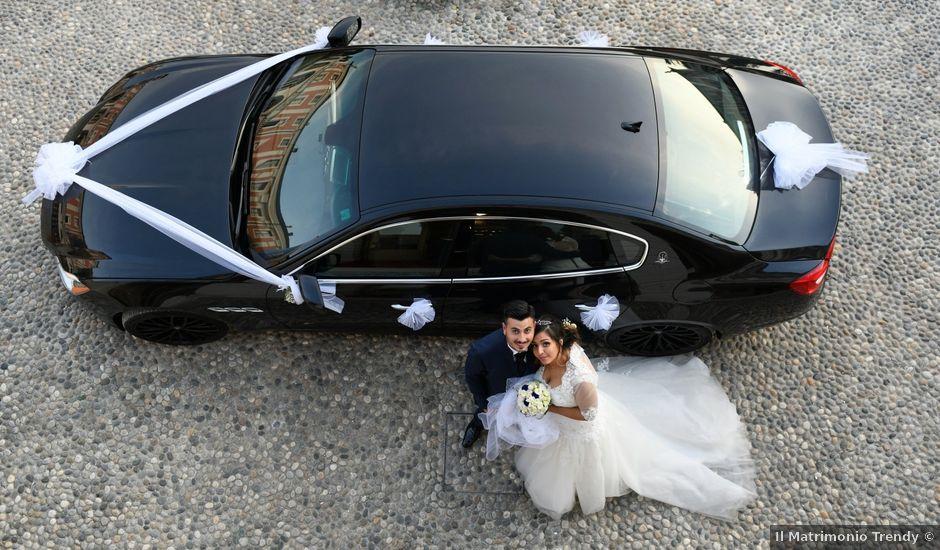 Il matrimonio di Cristian e Elisa a Castelcovati, Brescia