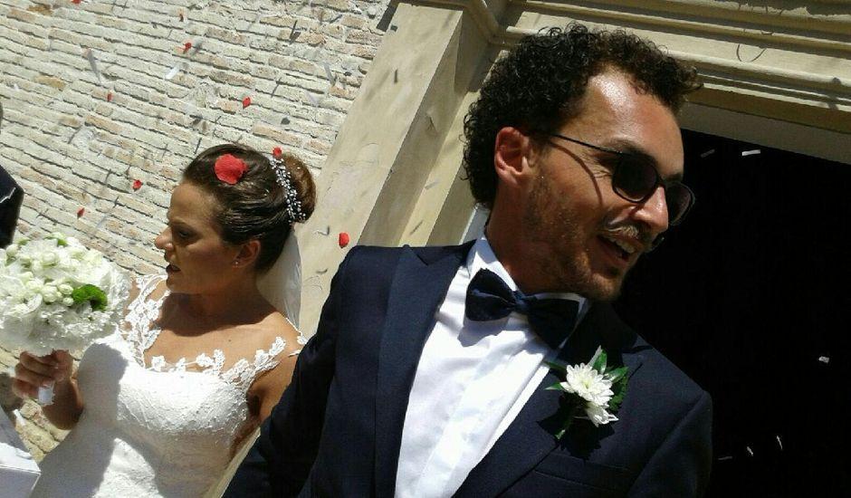 Il matrimonio di Filippo e Maria a Mosciano Sant'Angelo, Teramo