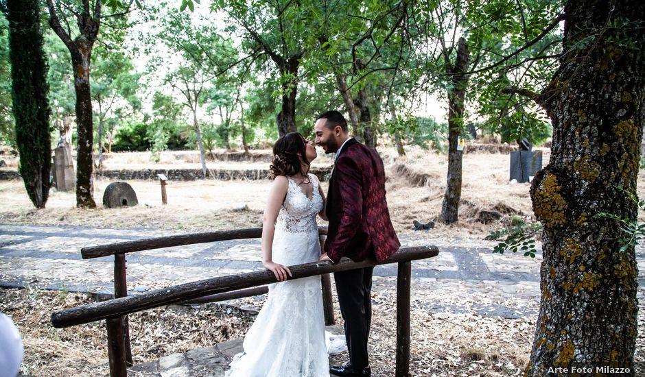 Il matrimonio di Gaetano e Valentina a Biancavilla, Catania