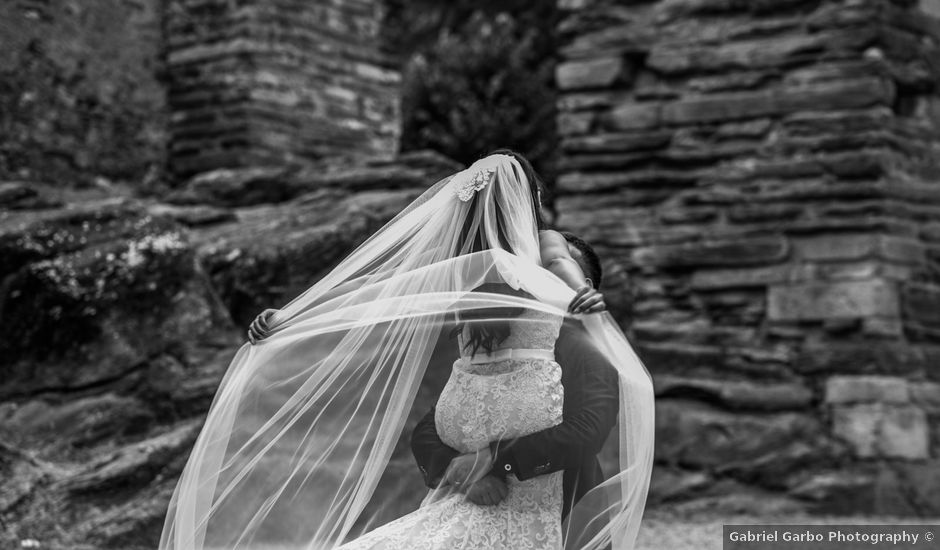 Il matrimonio di Brigitte e Aldo a San Francesco al Campo, Torino