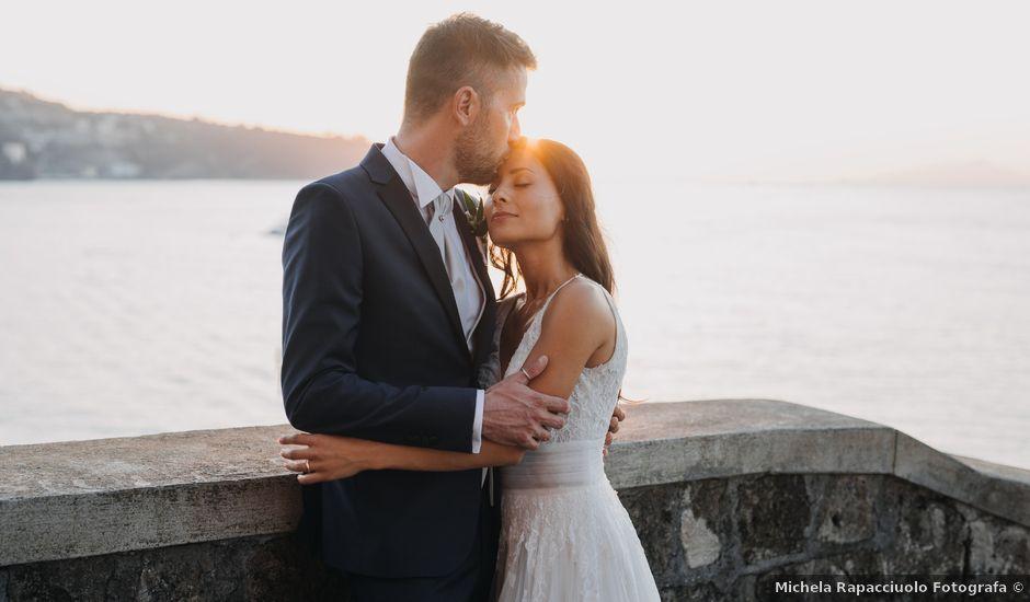 Il matrimonio di Nathalie e Gianluca a Sorrento, Napoli