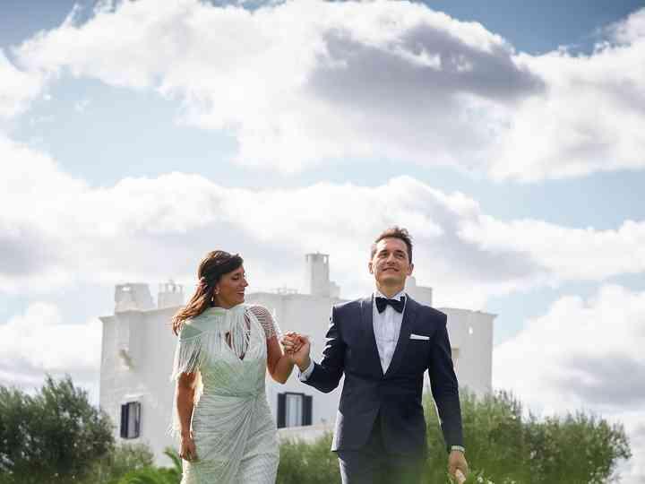 Le nozze di Yuma e Alessio
