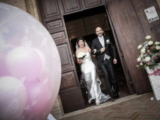 Le nozze di Luana e Corrado