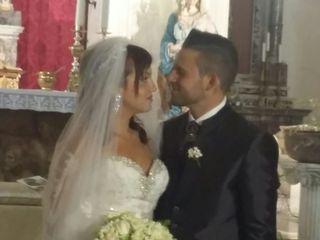 Le nozze di Giuseppe  e Marilena 1