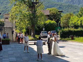 Le nozze di Ilaria  e Guido  1