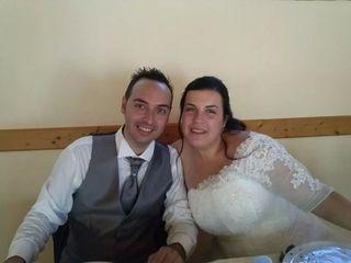 Le nozze di Vittorio e Marilena