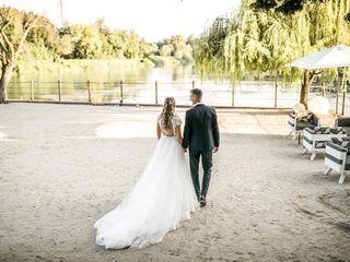 Le nozze di Giorgia e Massimo 1