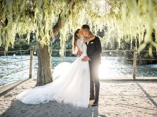 Le nozze di Giorgia e Massimo 2