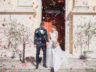 Le nozze di Giorgia e Massimo 3