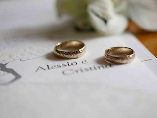 Le nozze di Alessio e Cristina 1