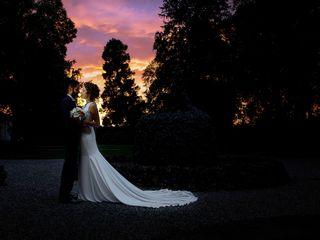 Le nozze di Alessio e Cristina