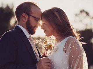 Le nozze di Angelica e Michele Aurelio