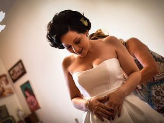 le nozze di Luca e Claudia 3