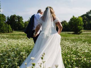 Le nozze di Tiziana e Marzio