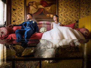 Le nozze di Roberta e Renè 1