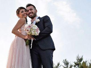 Le nozze di Ilaria e Daniele 1