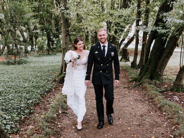Le nozze di Alice e Steven