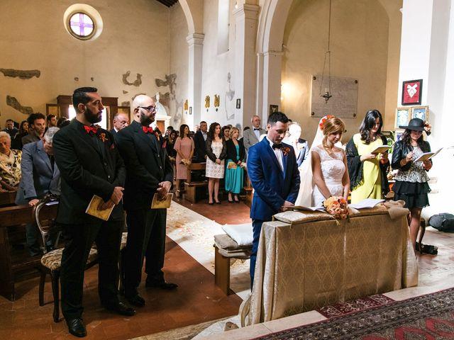 Il matrimonio di Francesco e Ilaria a Grosseto, Grosseto 40