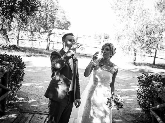Il matrimonio di Francesco e Ilaria a Grosseto, Grosseto 79