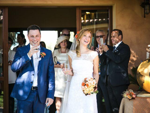 Il matrimonio di Francesco e Ilaria a Grosseto, Grosseto 80