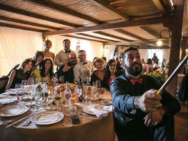 Il matrimonio di Francesco e Ilaria a Grosseto, Grosseto 107