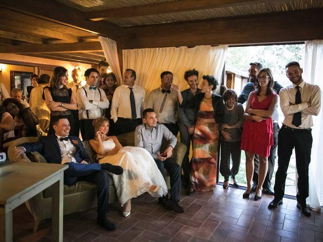 Il matrimonio di Francesco e Ilaria a Grosseto, Grosseto 129