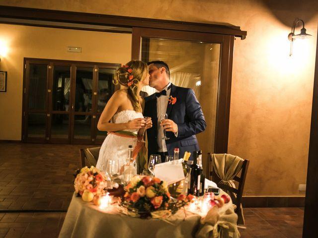 Il matrimonio di Francesco e Ilaria a Grosseto, Grosseto 133