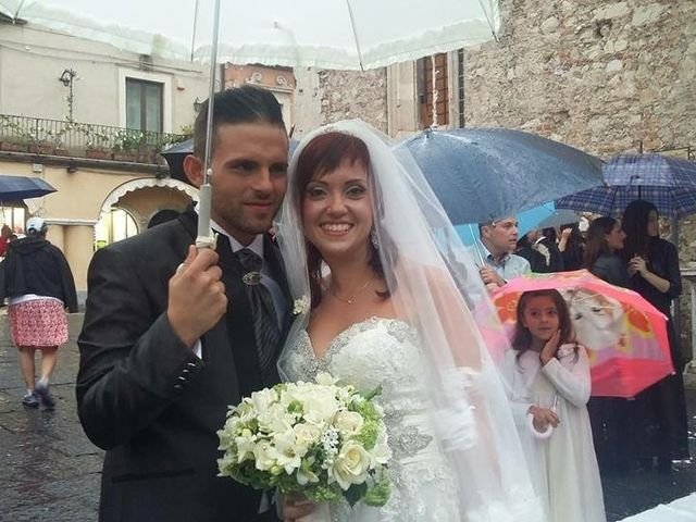 Il matrimonio di Marilena e Giuseppe  a Taormina, Messina 4