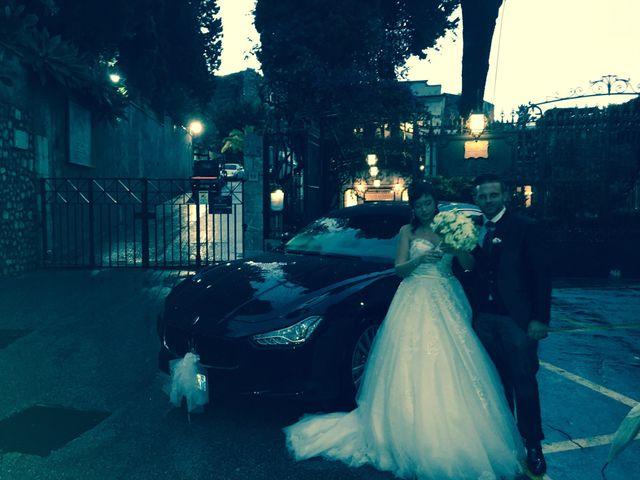 Il matrimonio di Marilena e Giuseppe  a Taormina, Messina 6