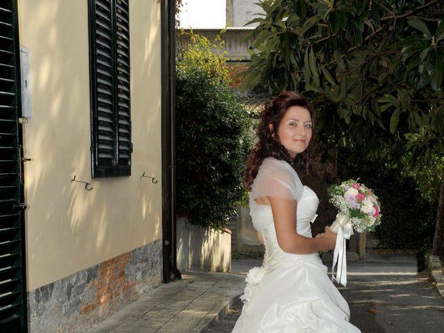 Il matrimonio di Massimo e Serena a Montecatini-Terme, Pistoia 11