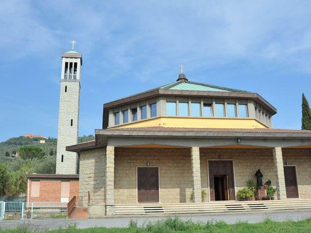 Il matrimonio di Massimo e Serena a Montecatini-Terme, Pistoia 14