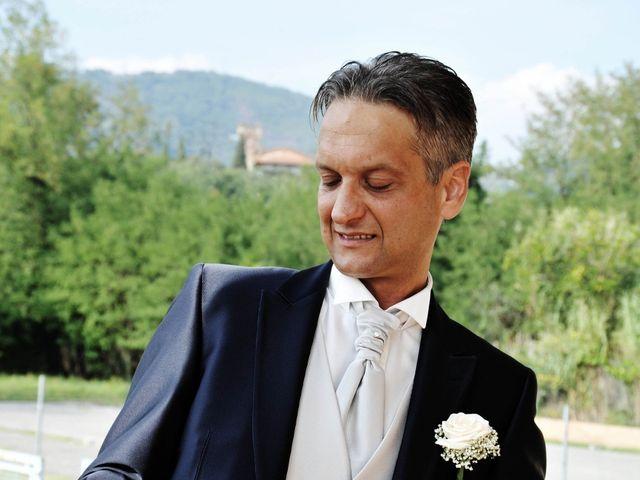 Il matrimonio di Massimo e Serena a Montecatini-Terme, Pistoia 26