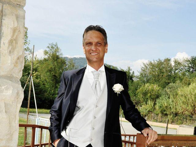 Il matrimonio di Massimo e Serena a Montecatini-Terme, Pistoia 28