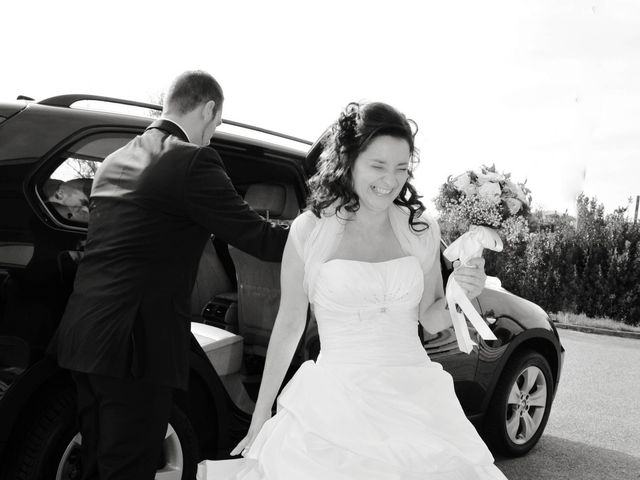 Il matrimonio di Massimo e Serena a Montecatini-Terme, Pistoia 32