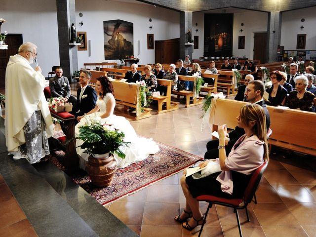 Il matrimonio di Massimo e Serena a Montecatini-Terme, Pistoia 40