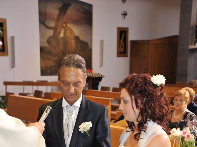 Il matrimonio di Massimo e Serena a Montecatini-Terme, Pistoia 42