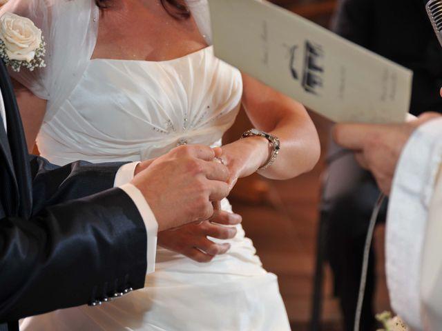 Il matrimonio di Massimo e Serena a Montecatini-Terme, Pistoia 43