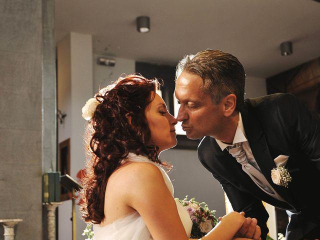 Il matrimonio di Massimo e Serena a Montecatini-Terme, Pistoia 56
