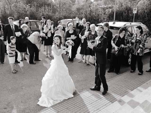Il matrimonio di Massimo e Serena a Montecatini-Terme, Pistoia 63