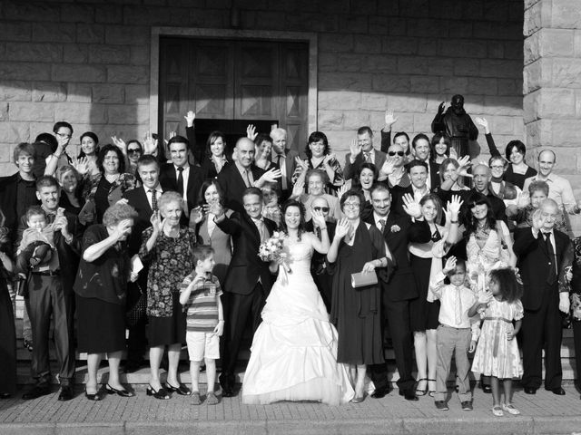 Il matrimonio di Massimo e Serena a Montecatini-Terme, Pistoia 64