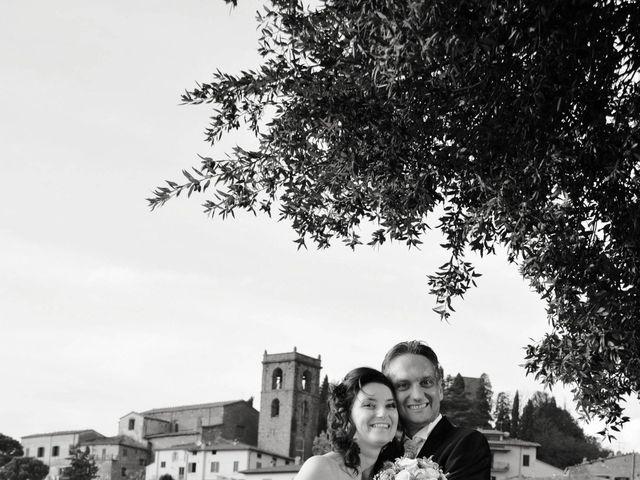 Il matrimonio di Massimo e Serena a Montecatini-Terme, Pistoia 68