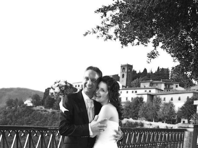 Il matrimonio di Massimo e Serena a Montecatini-Terme, Pistoia 71