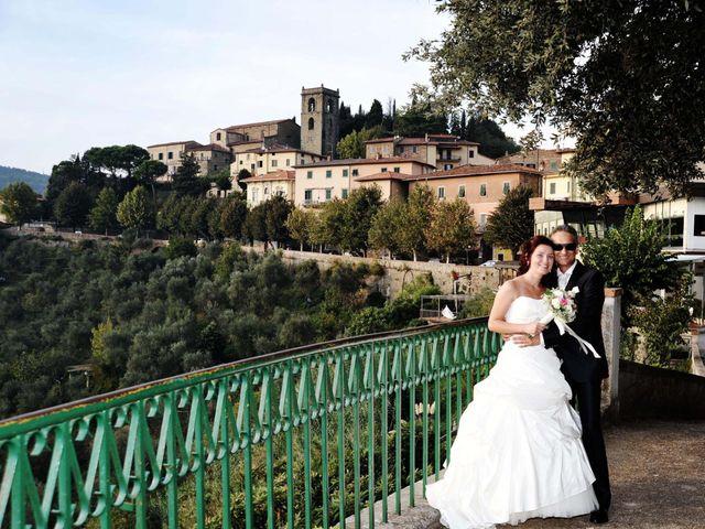 Il matrimonio di Massimo e Serena a Montecatini-Terme, Pistoia 72