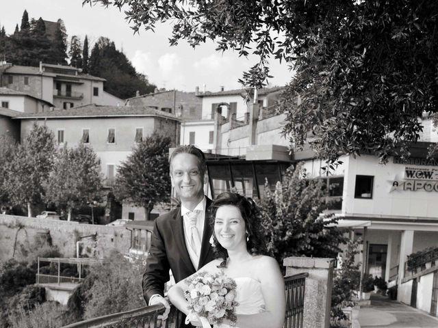 Il matrimonio di Massimo e Serena a Montecatini-Terme, Pistoia 73