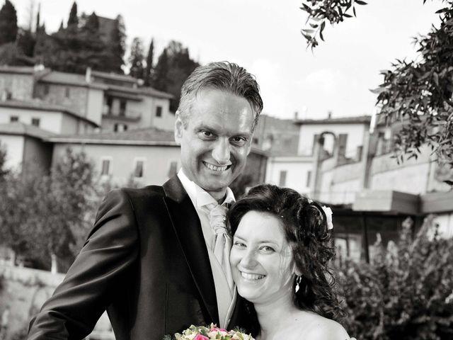Il matrimonio di Massimo e Serena a Montecatini-Terme, Pistoia 74
