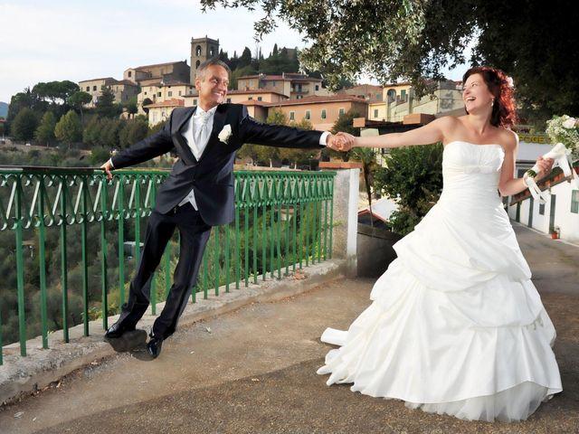Il matrimonio di Massimo e Serena a Montecatini-Terme, Pistoia 76